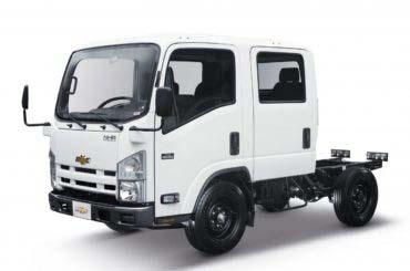Chevrolet reinició ensamble de buses y camiones