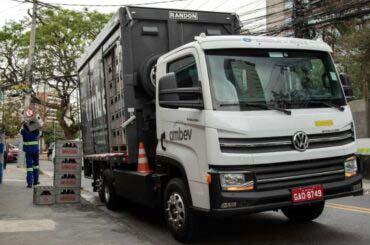 Eléctrico VW e-Delivery supera 30 mil Km en pruebas