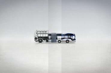 125 años del bus Mercedes-Benz
