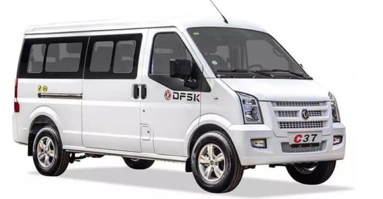 Consejos para elegir la van ideal de pasajeros