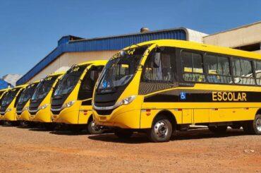 """IVECO BUS: 216 unidades para Programa """"Caminho da Escola"""" en Brasil"""