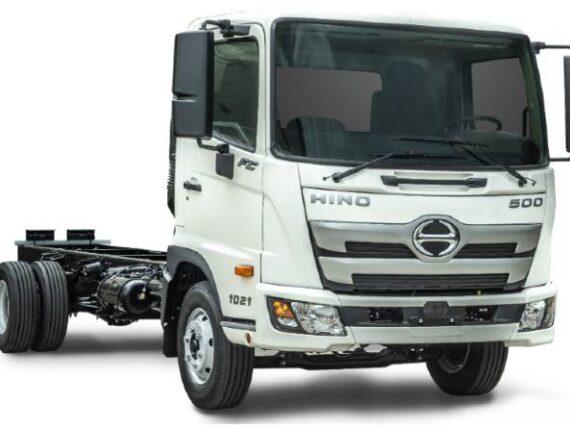 Nuevo HINO FC9J Camión que se reinventa con un moderno diseño