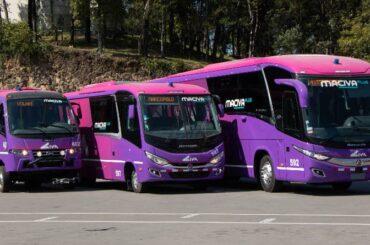 CIVA adquiere 32 vehículos MARCOPOLO y VOLARE