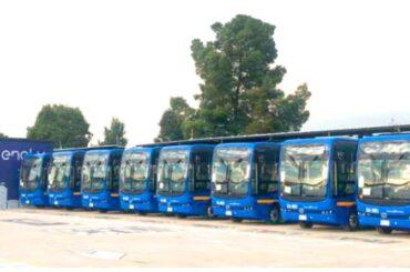 Bogotá tendrá 406 buses eléctricos nuevos en Fontibón