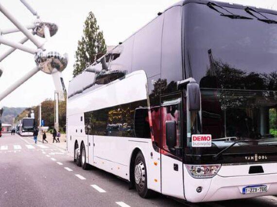 ¡Busworld 2021 se viene con todo!