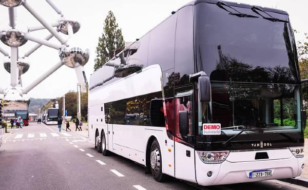 Edición Busworld 2021 se hace en Bruselas