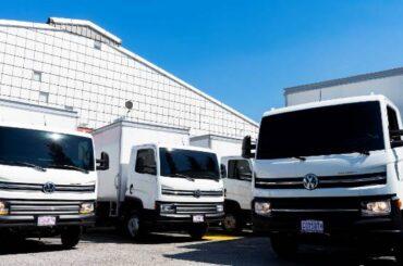 VWCO embarca nueve camiones Delivery a cliente en Guatemala