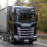 El camión Scania 540s gana con ventaja pruebas comparativas