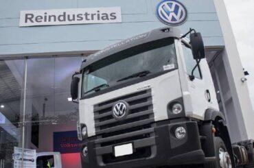 Reindustrias y VW Camiones y Buses inauguraron vitrina en Neiva