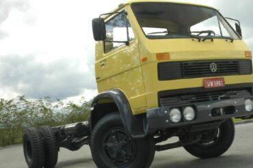 Hace 40 años llegaban los primeros camiones Volkswagen