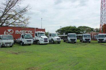 IMECOL: nueva vitrina de Vehículos Comerciales de Daimler Colombia