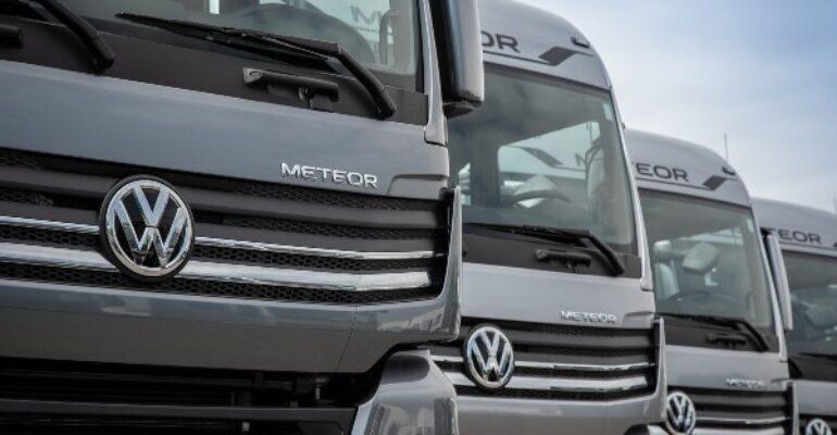 VW Camiones supera las mil unidades vendidas de Meteor