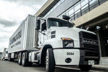 Mack Trucks y Coordinadora: alianza para recorrer Colombia