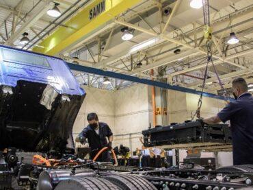 VWCB anuncia la instalación de Baterías Moura en el camión eléctrico e-Delivery