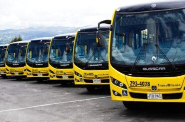 Volkswagen ingresa al sistema Transmilenio con primeros buses Euro VI en Colombia