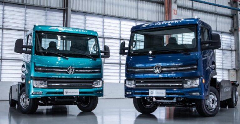 ¡Llega al mercado el Volkswagen e-Delivery!
