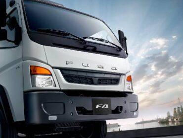 Camión FUSO FA 9.6: La solución eficiente para un negocio productivo
