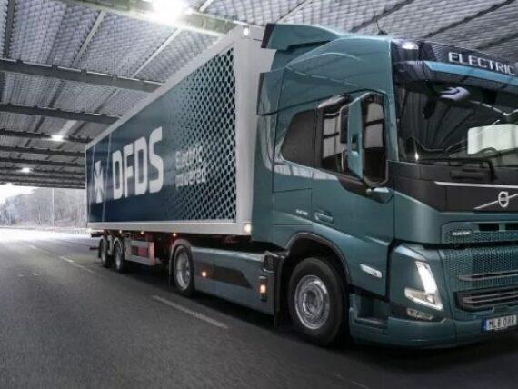 Volvo Trucks recibe un pedido récord de camiones eléctricos