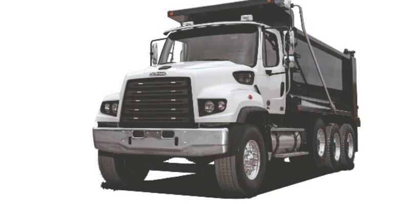 Llega la nueva volqueta 114SD de Freightliner